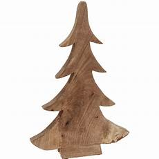 Deko Tannenbaum Holz - deko tannenbaum aus holz dekofigur weihnachtsdeko massiv