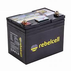 lithium ionen akku 12v 12v 50ah lithium ionen akku batterie 648wh rebelcell