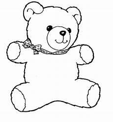 Malvorlagen Teddy Mit Herz Malvorlage Inka