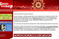Web De Horoskop - kostenloses tageshoroskop