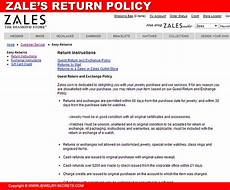 jewelry store s return policies jewelry secrets