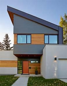millcreek house modern exterior edmonton by effect home builders ltd feedinspire