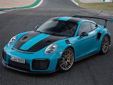 Wallpaper Porsche 911 GT2 RS 2018 4K Automotive / Cars