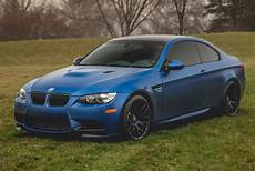 5k mile 2013 bmw m3 coupe 6 speed frozen edition for sale