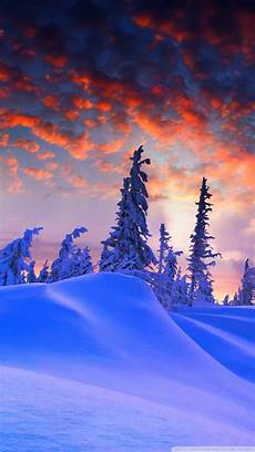 winter iphone wallpaper minimalist landscape wallpapers