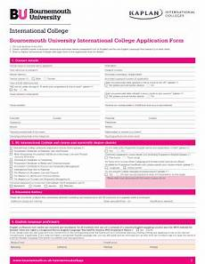 139 printable college application form templates fillable sles in pdf word to download