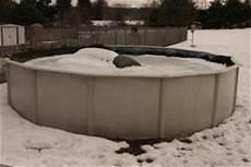 hivernage piscine hors sol qui quand pourquoi comment