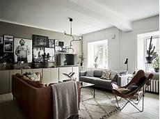 stylish scandinavian apartment in stylish scandinavian apartment in warm tones фото идеи