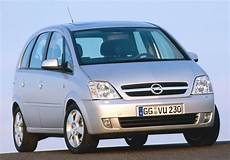 Other New Cars Ireland Opel Meriva 2003 2009