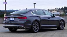 2018 audi s5 sportback first testdrivenow youtube