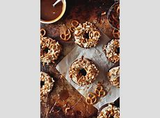 chocolate potato doughnuts_image