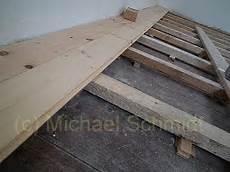 unterkonstruktion dielenboden altbau anleitung dielenboden verlegen die heimwerkerseite de