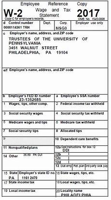 tax forms for 2017 university of pennsylvania almanac