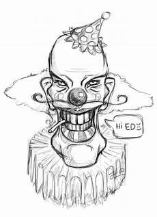 Malvorlagen Clown Unicorn Killer Clown Kleurplaat Malvorlagen Fur Kinder