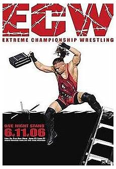 ecw one stand 2006
