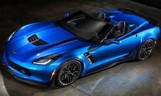 corvette c7 stingray z06 convertible auf der ny auto show