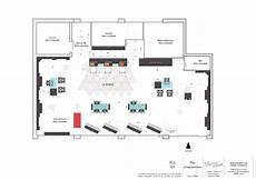 plan de magasin nk design studio opticien maison de la vision jacou