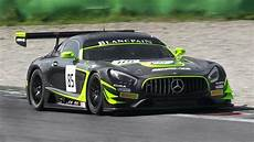 Mercedes Amg Gt3 Sound Accelerations Fly Bys