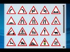 Code De La Route Version Fran 231 Aise Panneaux Signaux De