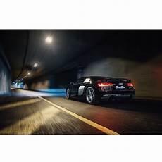 audi r8 tunnel displaystars
