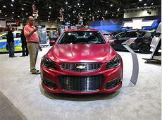SEMA 2013: The Chevy SS Jeff Gordon Concept   LS1Tech.com