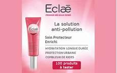 Test Produit 100 Soins Protecteurs Anti Pollution Ecla 233