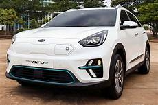 Kia Niro Ev Revealed In Production Form With Ambitious