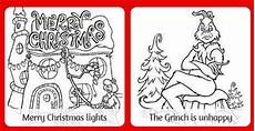Grinch Malvorlagen Quotes Free Printable Children S Coloring Pages For