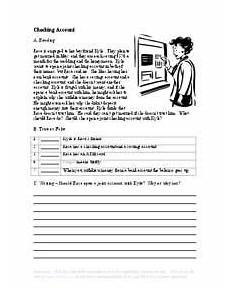 short stories writing exercises grammar worksheets etc