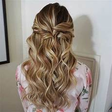 31 half up half down prom hairstyles stayglam