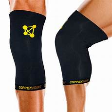 copper leg sleeve copperjoint compression knee sleeve kneesafe
