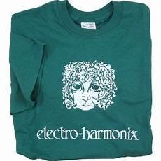 electro harmonix shirt electro harmonix logo t shirt musician s friend