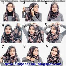 Tutorial Pashmina Buat Wisuda Ragam Muslim