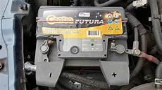 battery 12v opel astra g ii vauxhall