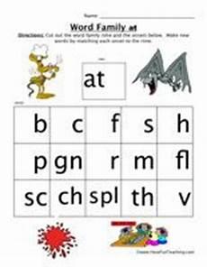 worksheets kindergarten 15528 word family worksheets 3 letter words worksheets kindergarten and phonics