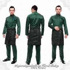 emerald green fesyen lelaki pakaian di carousell