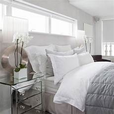Bedroom Decorating Ideas With Gray Bed by White Bedroom Ideas With Wow Factor Housetohome Co Uk