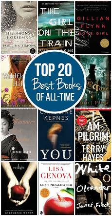 top 20 best books of all time simply stacie