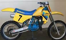 Suzuki Rm 125 - 1986 suzuki rm 125 g