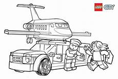 lego city coloring pages at airport free
