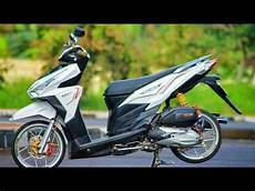Modifikasi Vario 125 2018 by Modifikasi Vario 125 150 Babylook Style