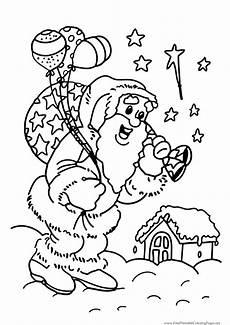 Santa Claus For Santa Claus Coloring Pages