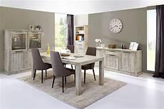 salle à manger en bois salle 224 manger compl 232 te contemporaine en bois massif
