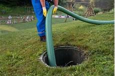 vidange d une fosse septique et mise aux normes