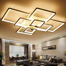 2019 Led Light Modern Led Ceiling Lights 110v 220v For