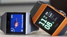 top mobiles bank fitbit ionic release date news and features
