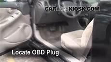 on board diagnostic system 2001 pontiac sunfire engine control engine light is on 1999 2004 oldsmobile alero what to do 2000 oldsmobile alero gl 3 4l v6