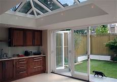 Kitchen Door To Garden by Conservatories Orangeries Roof Lanterns Hardwood