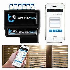 rolladen steuerung smart home shutterbox jalousie treiber