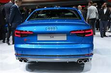 2017 audi s4 hp 2017 audi s4 arrives in frankfurt with 354 hp no manual transmission